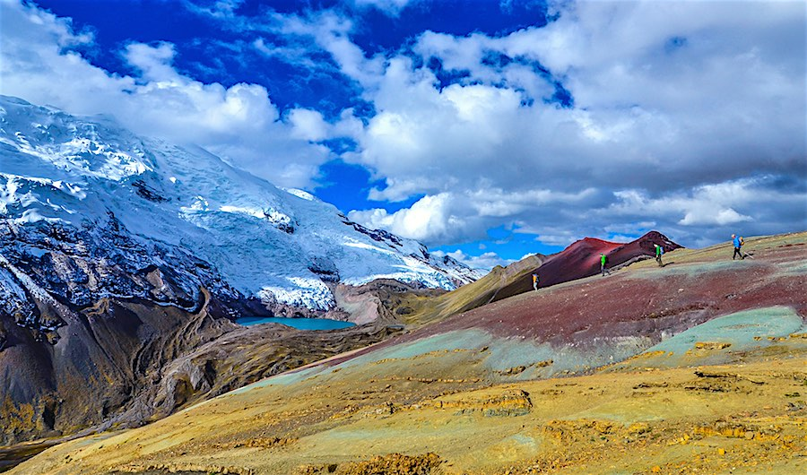 Rainbow Mountain Cusco Peru tours